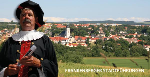 FRANKENBERGER-STADTFÜRHUNGEN