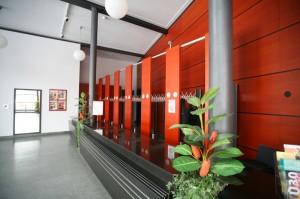 Foyer im Stadtpark
