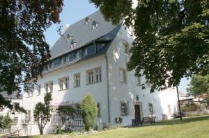 Aussenansicht Museum Rittergut